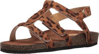 Annie Shoes Women's Selena W Huarache Sandal