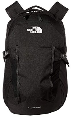 The North Face Pivoter Backpack (TNF Black) Backpack Bags