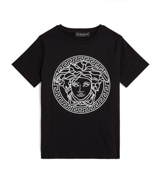 Versace Medusa Logo T-Shirt (4-14 Years)