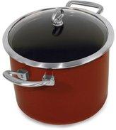 Chantal 8-qt. Copper Fusion Stockpot, Chili Red