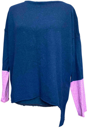 Luella Blue Cashmere Knitwear for Women