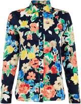 Lauren Ralph Lauren Alie Printed Longsleeve Shirt