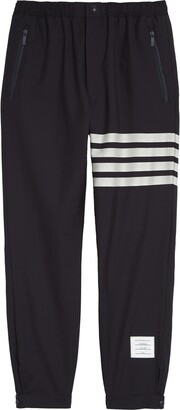 Thom Browne 4-Bar Wool Track Pants