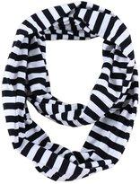 Wennikids Children's Kids Knit Cotton Stripe Scarf
