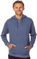 Swell Night Moves Mens Hood Blue
