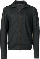 John Varvatos zipped hoodie