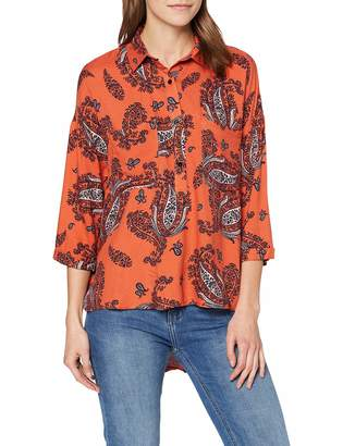 MinkPink Women's Spice of Life Oversized Shirt
