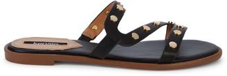 Kensie Malania Studded Slides