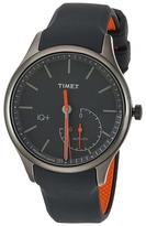 Timex IQ+ Move Silicone Strap Watches