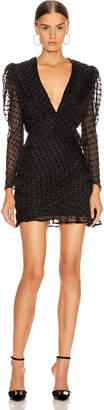 IRO Callagan Dress in Black | FWRD