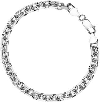 The Love Silver Collection Sterling Silver 2Oz Anchor Link Chain Bracelet