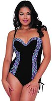Curvy Kate Women's Galaxy Swimsuit,38FF