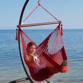 KWHammocks Caribbean Polyester Chair Hammock