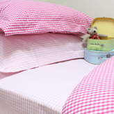 Babyface Gingham Duvet Sets, Three Colours Available