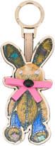 MCM rabbit keyring