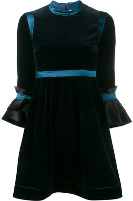 Roksanda 'Neruda' velvet dress