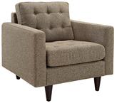 Modway Empress Upholstered Armchair