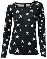Heine Star Print Fine Knit Jumper