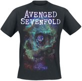 Avenged Sevenfold Space Face Men's T-shirt