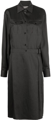 Lemaire Belted Shirt Dress