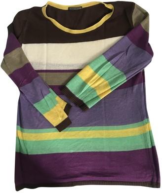 Scaglione Multicolour Cotton Knitwear for Women
