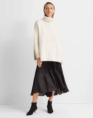 Club Monaco Stitch Cashmere Sweater