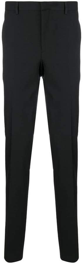 Givenchy contrast panel tailored trousers