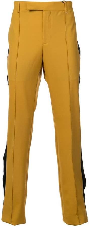Yang Li tailored skinny trousers