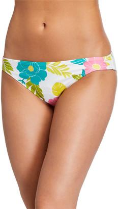 Kate Spade Daisy Printed Hipster Bikini Bottom