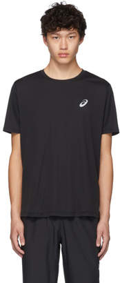 Asics Black Logo T-Shirt