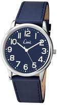 Limit Silver Coloured Strap Watch 5606.35