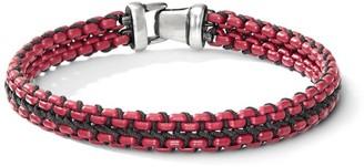 David Yurman Chain Woven Bracelet