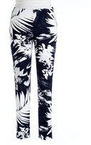 Vince Camuto Slim-Fit Printed Pants