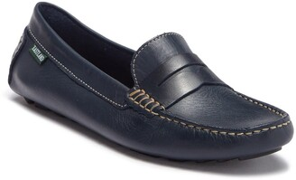 Eastland Patricia Leather Moc Loafer
