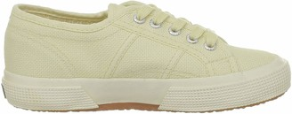 Superga 2750 Jcot Classic Kids Ecru Sneakers in Size 27 EU / 9.5 Toddler UK Beige