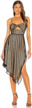 NBD Lima Midi Dress