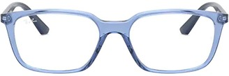 Ray-Ban Rectangular Frame Glasses