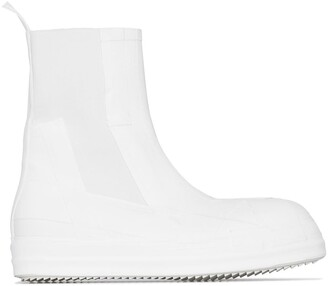 Rick Owens Bozo ankle boots