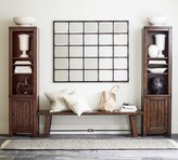 Pottery Barn Benchwright 3-Piece Entryway Set with Bench