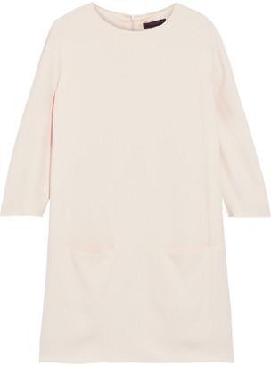 The Row Marina Crepe Mini Dress