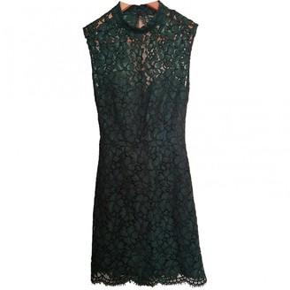 Sandro Green Lace Dresses