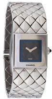 Chanel Matelassé Watch