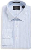 Nordstrom Classic Fit Non-Iron Stripe Dress Shirt