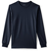 Classic Men's Big & Tall Long Sleeve Super-T-Rich Red