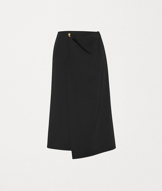Bottega Veneta SKIRT IN GABARDINE