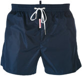 DSQUARED2 classic logo swims shorts - men - Polyamide - 46
