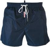 DSQUARED2 classic logo swims shorts