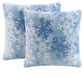 The Big One Printed Plush 2-pk Pillow