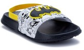 Batman Boys Slide Sandals (Toddler Boys)