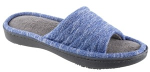 Isotoner Signature Isotoner Women's Space Knit Andrea Slide Slipper, Online Only